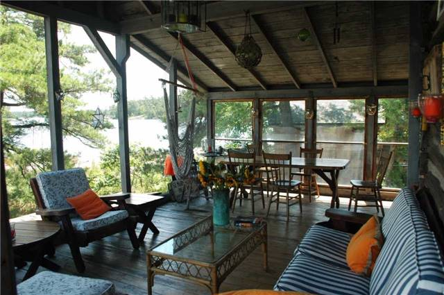 Cottage at 1 A418 Island, The Archipelago, Ontario. Image 20