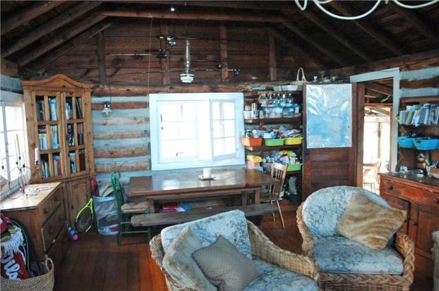 Cottage at 1 A418 Island, The Archipelago, Ontario. Image 5