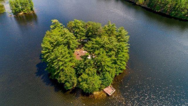 Cottage at 3 Island 2, Havelock-Belmont-Methuen, Ontario. Image 1