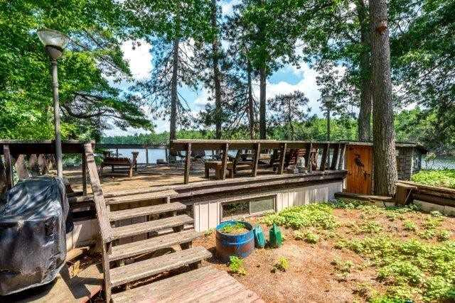 Cottage at 3 Island 2, Havelock-Belmont-Methuen, Ontario. Image 20
