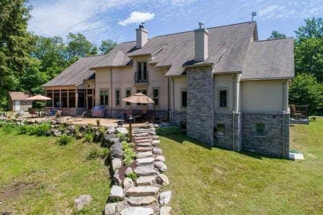 Rural Residence at 90 King Sdrd, Huntsville, Ontario. Image 1