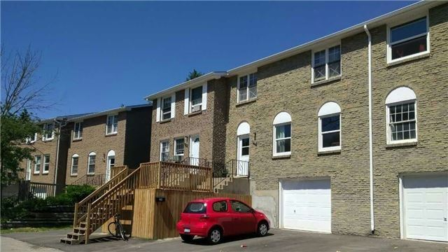 Condo Townhouse at 232 Westcourt Pl, Waterloo, Ontario. Image 1