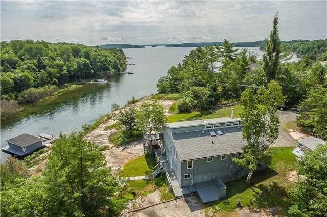 Cottage at 14 Dent Rock Cres, McDougall, Ontario. Image 1