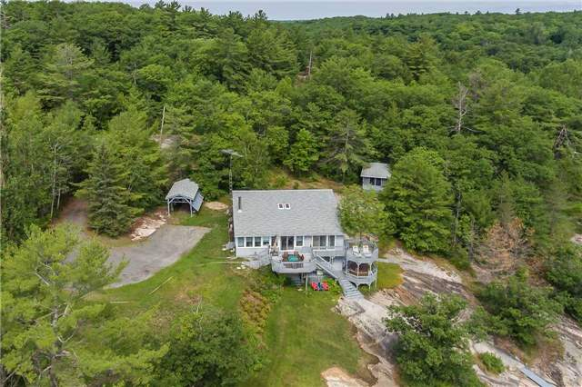 Cottage at 14 Dent Rock Cres, McDougall, Ontario. Image 12