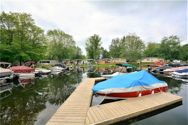 Mobile/Trailer at 1082 Shamrock Marina Rd, Gravenhurst, Ontario. Image 11