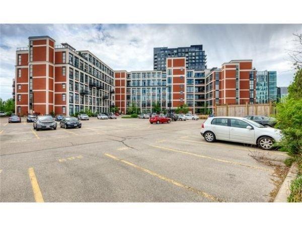 Condo Apartment at 410 King St W, Unit 502, Kitchener, Ontario. Image 1