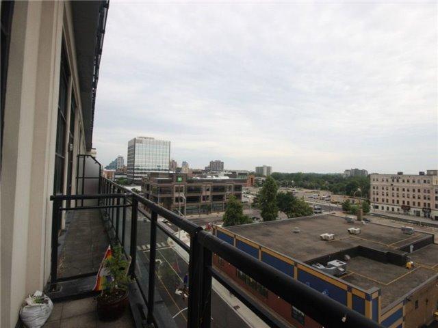 Condo Apartment at 410 King St W, Unit 502, Kitchener, Ontario. Image 5
