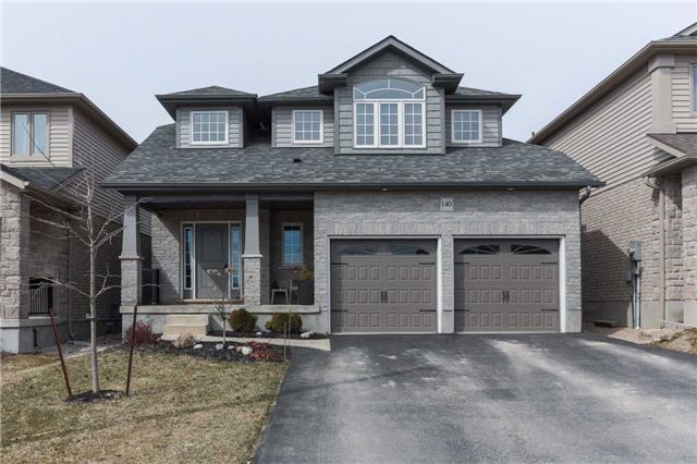 Detached at 140 Taylor Dr, East Luther Grand Valley, Ontario. Image 1