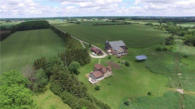 Farm at 8208 Wellington  Rd. 8 Rd, Mapleton, Ontario. Image 1