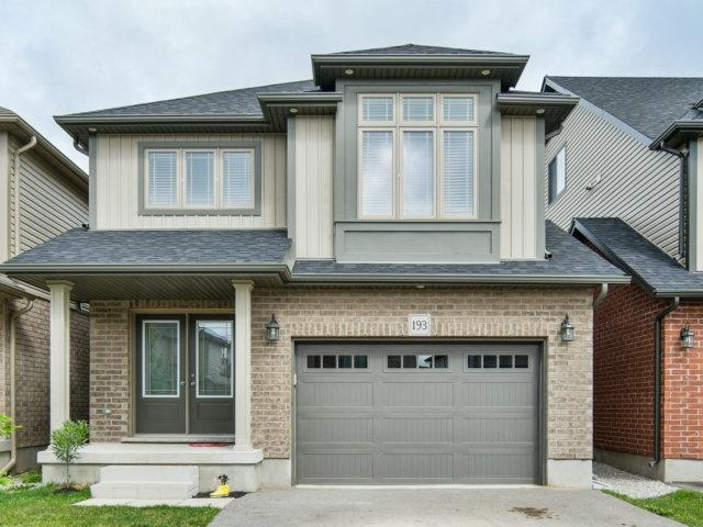 Detached at 193 Couling Cres, Guelph, Ontario. Image 1