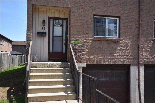 Condo Townhouse at 250 Magnolia Dr, Unit 41, Hamilton, Ontario. Image 12