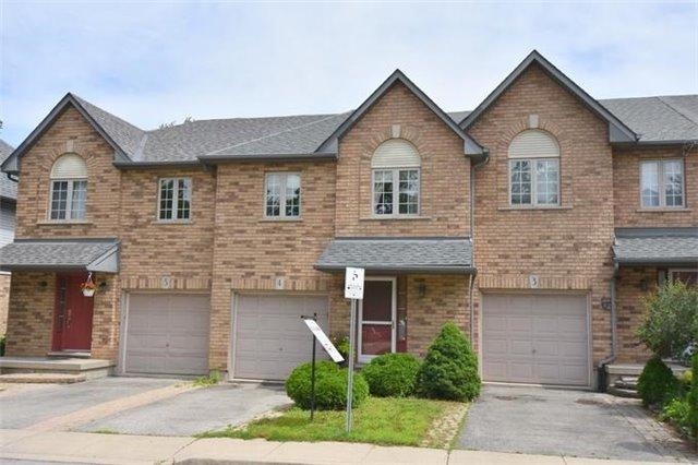 Condo Townhouse at 565 Rymal Rd E, Unit 4, Hamilton, Ontario. Image 1