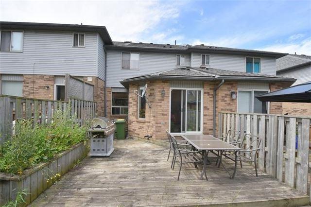 Condo Townhouse at 565 Rymal Rd E, Unit 4, Hamilton, Ontario. Image 13