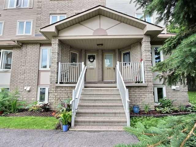 Condo Townhouse at 218 Briston Private, Ottawa, Ontario. Image 1