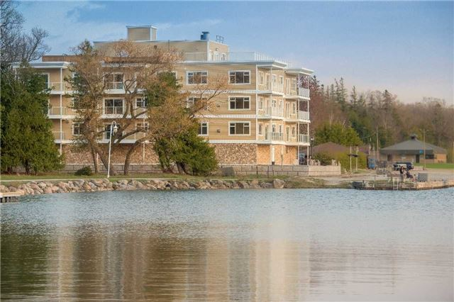 Condo Apartment at 137 Elgin St, Unit 205, Saugeen Shores, Ontario. Image 1