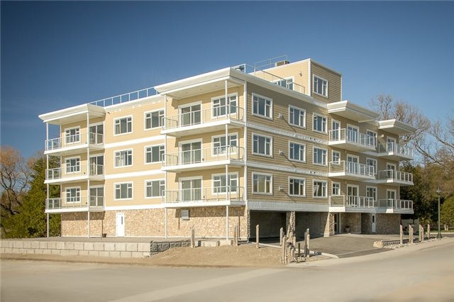 Condo Apartment at 137 Elgin St, Unit 205, Saugeen Shores, Ontario. Image 3