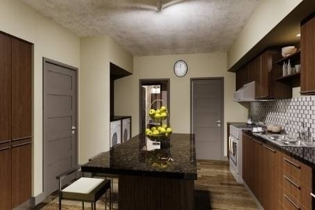 Condo Apartment at 8 Hickory St W, Unit 203, Waterloo, Ontario. Image 2