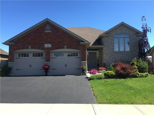 Detached at 6 Coulas Cres, Norfolk, Ontario. Image 1