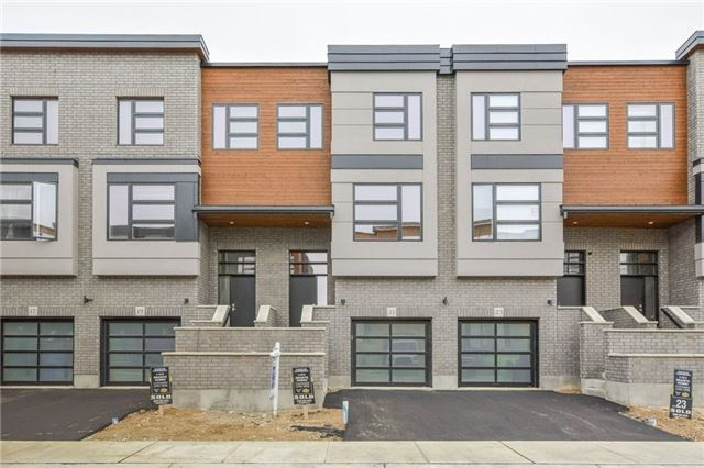 Condo Townhouse at 60 Arkell Rd, Unit 21, Guelph, Ontario. Image 1