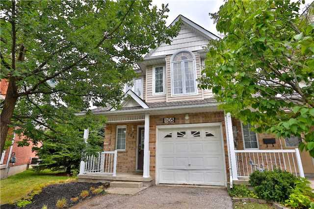 Townhouse at 105 Terraview Cres, Guelph, Ontario. Image 1