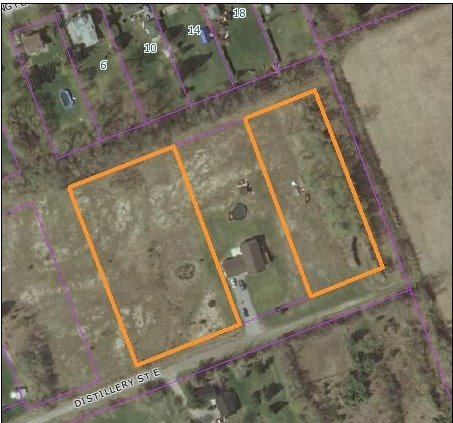 Vacant Land at W Lot Distillery St, Kawartha Lakes, Ontario. Image 1