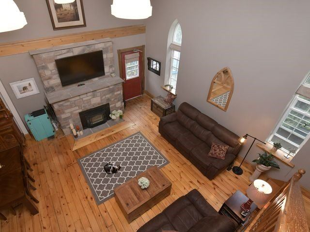 Detached at 114408 Sideroad 27-28, East Luther Grand Valley, Ontario. Image 20