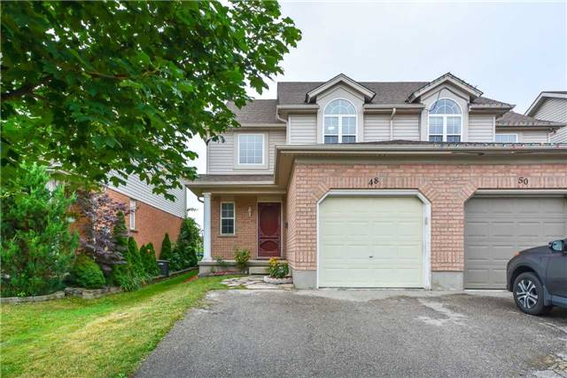 Semi-detached at 48 Swift Cres, Guelph, Ontario. Image 1