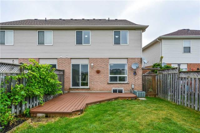 Semi-detached at 48 Swift Cres, Guelph, Ontario. Image 3