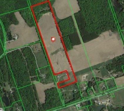 Vacant Land at Vl Ward  Lane, Alnwick/Haldimand, Ontario. Image 1