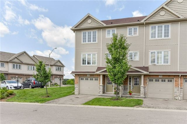 Condo Townhouse at 355 Fisher Mills  Rd, Unit 52, Cambridge, Ontario. Image 8