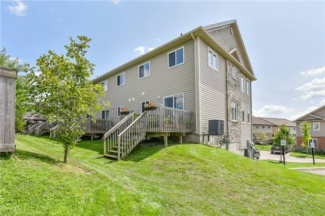 Condo Townhouse at 355 Fisher Mills  Rd, Unit 52, Cambridge, Ontario. Image 7