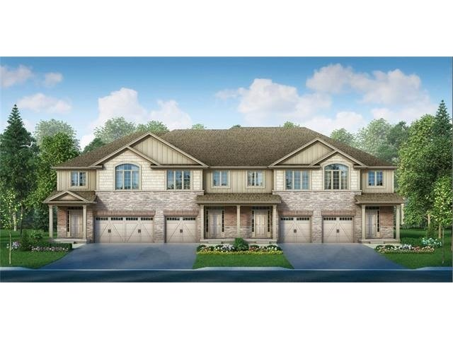 Townhouse at 50 Bute St, Unit 26, North Dumfries, Ontario. Image 1