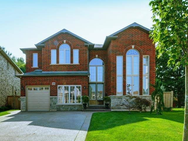 Detached at 24 Lorupe Crt, Hamilton, Ontario. Image 1