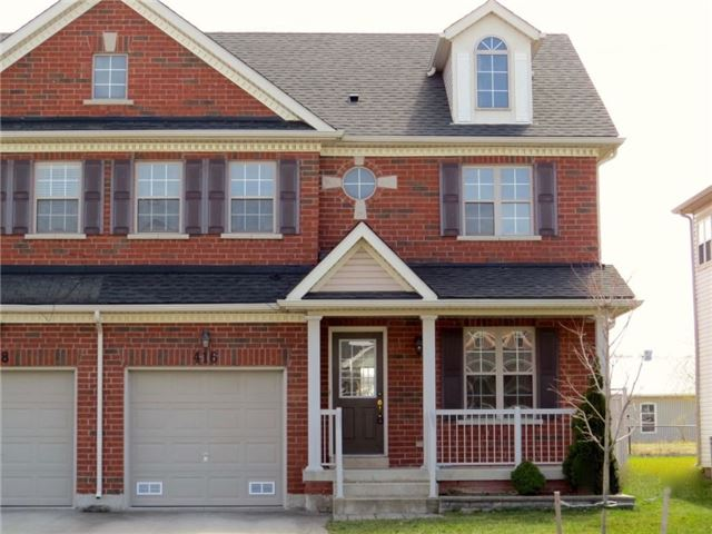 Townhouse at 416 Wright Cres, Niagara-on-the-Lake, Ontario. Image 1