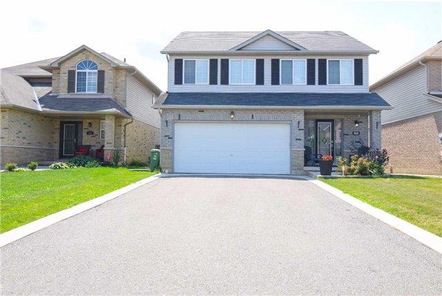 Detached at 65 Rosebury Way, Hamilton, Ontario. Image 1