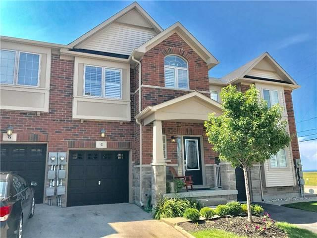 Townhouse at 541 Winston Rd, Unit 4, Grimsby, Ontario. Image 1