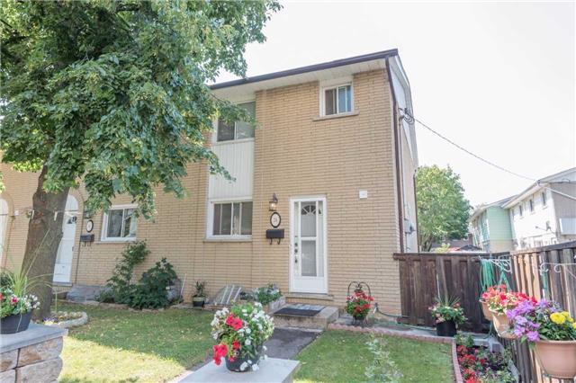 Condo Townhouse at 24 Jerome Cres, Unit 5, Hamilton, Ontario. Image 1