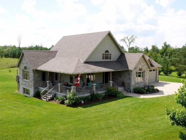 Rural Residence at 635388 Euphrasia-Holland Tl, Grey Highlands, Ontario. Image 1