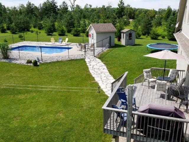 Rural Residence at 635388 Euphrasia-Holland Tl, Grey Highlands, Ontario. Image 19