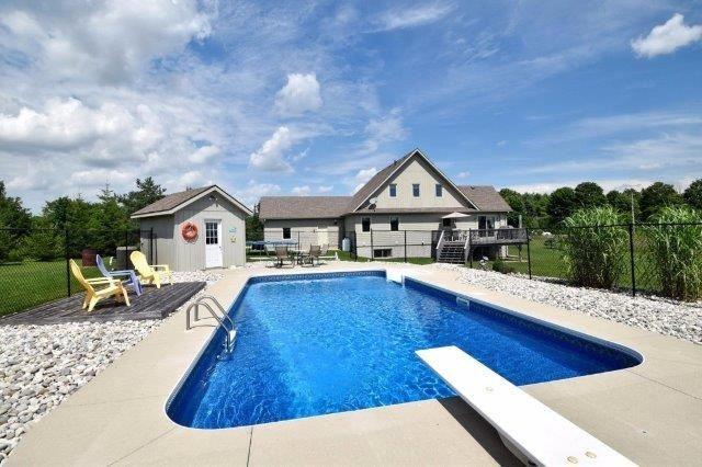 Rural Residence at 635388 Euphrasia-Holland Tl, Grey Highlands, Ontario. Image 8