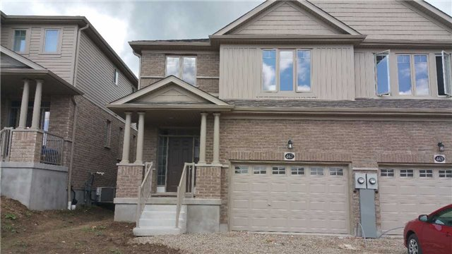 Semi-detached at 467 Avens St, Waterloo, Ontario. Image 1