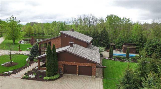 Rural Residence at 7648 Wellington Rd 12, Mapleton, Ontario. Image 1