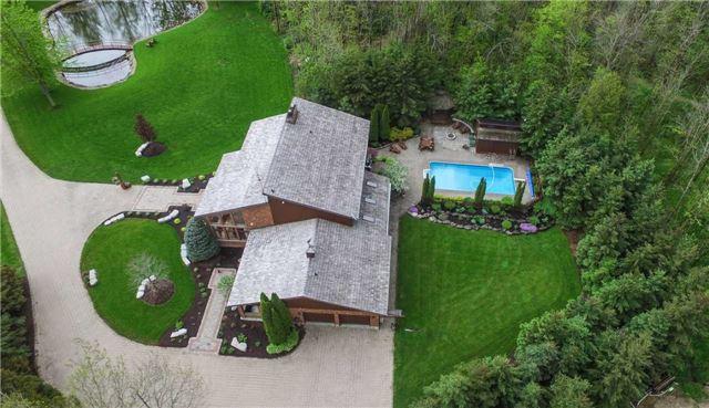 Rural Residence at 7648 Wellington Rd 12, Mapleton, Ontario. Image 12