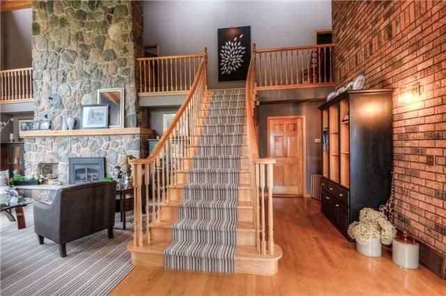 Rural Residence at 7648 Wellington Rd 12, Mapleton, Ontario. Image 14