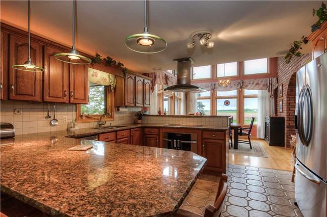 Rural Residence at 7648 Wellington Rd 12, Mapleton, Ontario. Image 18