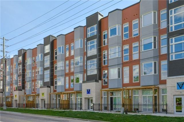 Condo Apartment at 253 Albert St, Unit 415, Waterloo, Ontario. Image 1