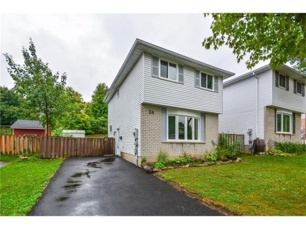 Detached at 24 Leacock Ave, Guelph, Ontario. Image 1