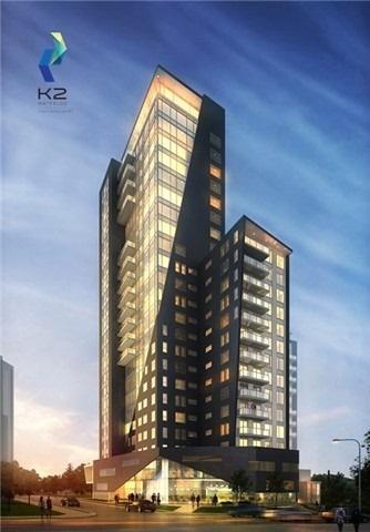 Condo Apartment at 158 King St N, Unit 602, Waterloo, Ontario. Image 1