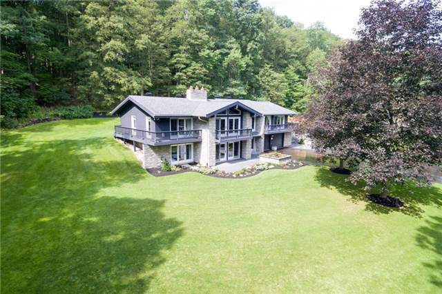 Detached at 1174 West River Rd, Cambridge, Ontario. Image 15