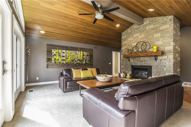 Detached at 1174 West River Rd, Cambridge, Ontario. Image 7